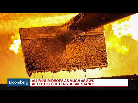 Aluminum Prices Drop as U.S. Softens Stance on Sanctions