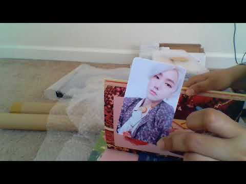 Kpop Haul (Late March+April+Early May) part 1