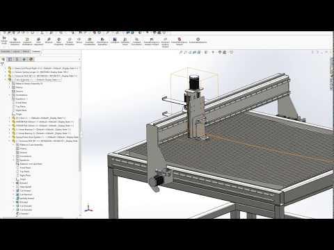 DIY CNC Plasma Cutter | Drive System & Table Design