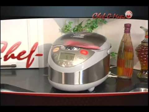 Chef o matic pro youtube - Recetas cocina chef matic pro ...