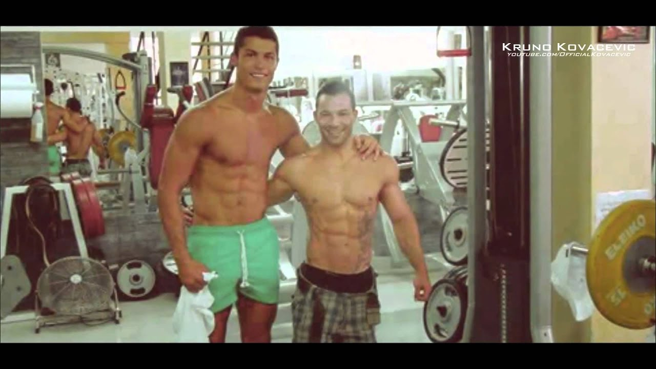 How Cristiano Ronaldo Transformed His Physique And Built Lifelong Muscle