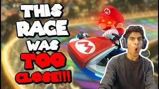 These Races Were TOO INTENSE! [Mario Kart 8 Deluxe #1]