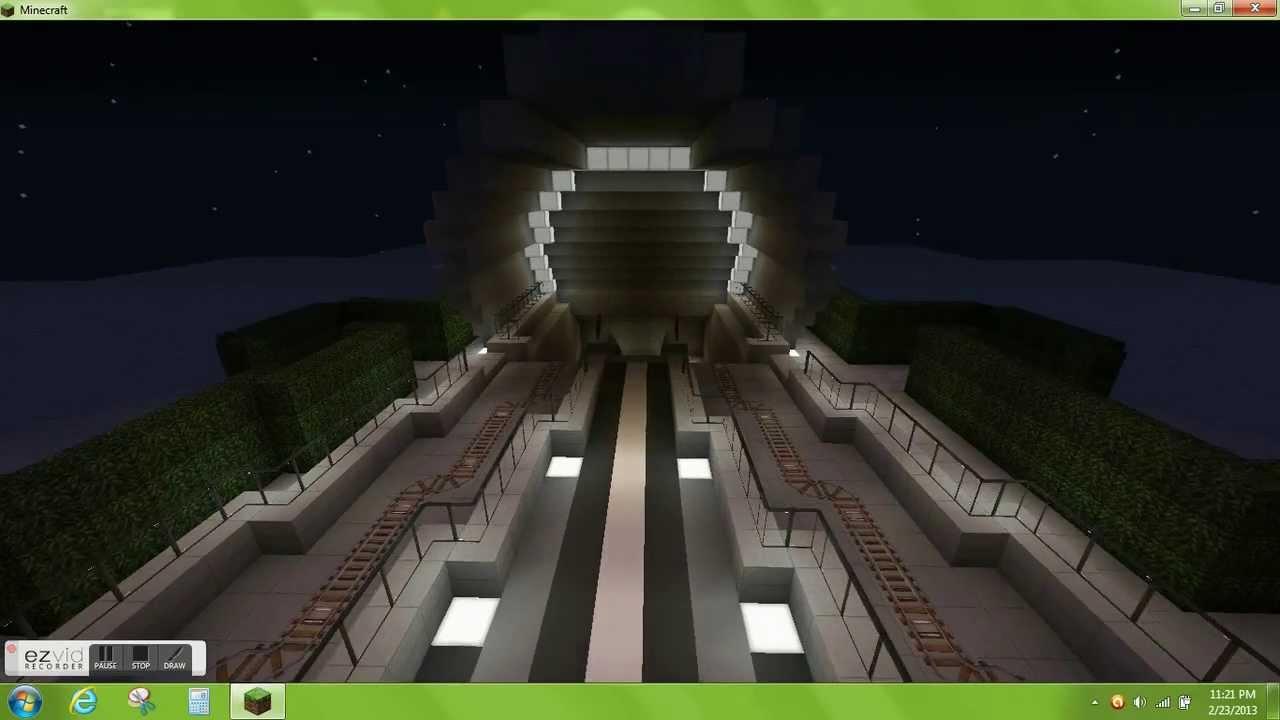 Dubai Metro In Minecraft Youtube
