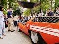 Abarth 2000 Pininfarina Scorpione - Villa d'Este
