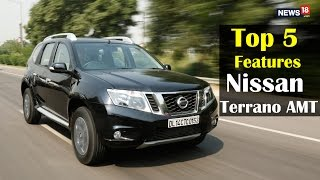 Nissan Terrano AMT | Top 5 Features thumbnail