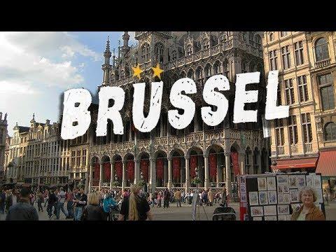 Ein Tag in Brüssel | Sehenswürdigkeiten | VLOG No. 2