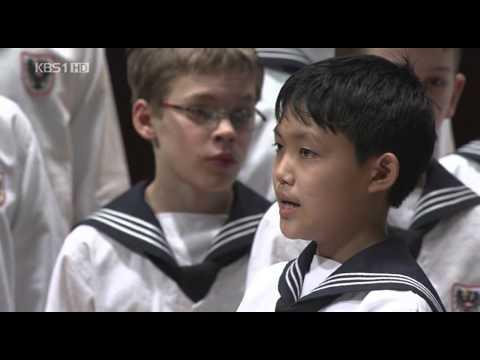 The Vienna Boys Choir - Schubert : Die Nacht & Nachthelle