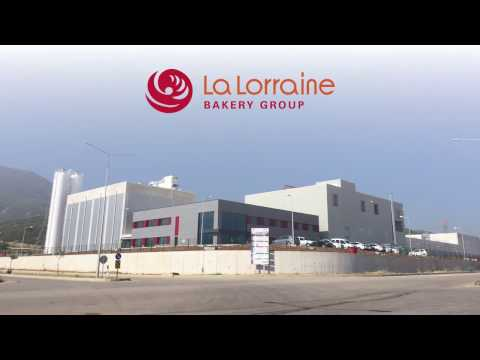 Timelapse – Construction Production Plant La Lorraine Turkey