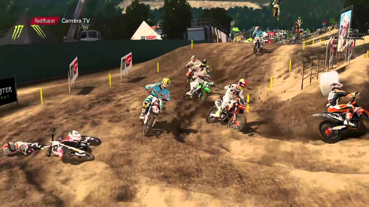 jeux vid o ps4 mxgp motocross 17 10 2014 youtube. Black Bedroom Furniture Sets. Home Design Ideas