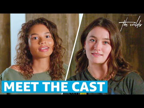 Meet the Cast of The Wilds | Prime Video
