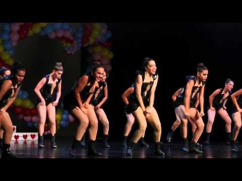 Naughty Girl - Spotlight Dance Academy