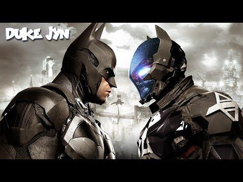 Batman Arkham knight Pelicula Completa Español HD 1080P 60 fps All Cutscenes Cinematicas Game Movie