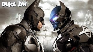 Batman Arkham Knight - Película completa