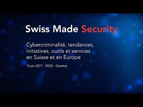 Swiss Made Security - Conférence cyber-sécurité 9 juin