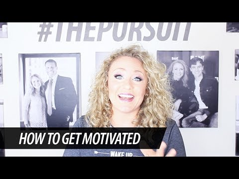 how to get motivated to work out youtube