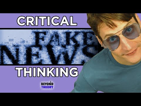 Fake News Critical Thinking - The Covert History and Agenda Deep Dive