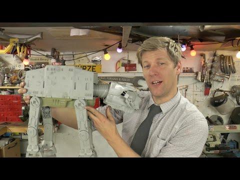 Download Youtube: Colin Furze eBay Star Wars Project