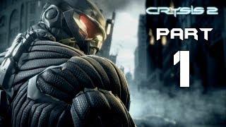 ► Crysis 2 | #1 | Řezničina v New Yorku  | CZ Lets Play / Gameplay [HD] [PC]