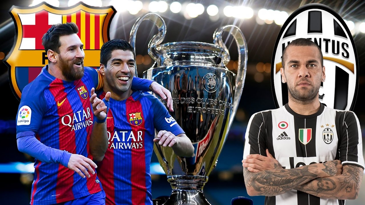 barcelona juventus hinspiel