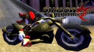 Shadow the Hedgehog - Lethal Highway (Hero) [REAL Full HD, Widescreen]