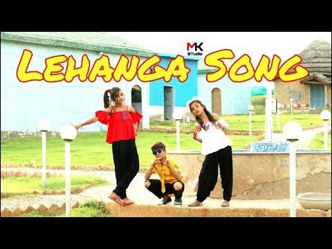 Lehanga Song : Jass Manak | Dance Cover Song Video | Ishu Kunal Payal | Mk Studio