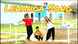 Lehanga Song : Jass Manak   Dance Cover Song video   Ishu Kunal Payal   Mk Studio