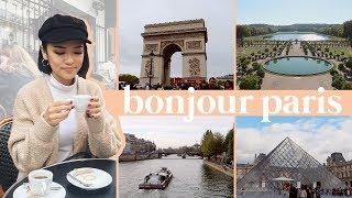 BONJOUR PARIS | Paris Travel Vlog