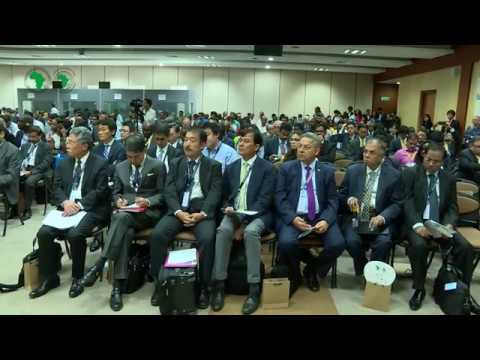 AM2017 - INDIA : Japan - India cooperation for the development of Africa ( Japan - AfDB Forum)