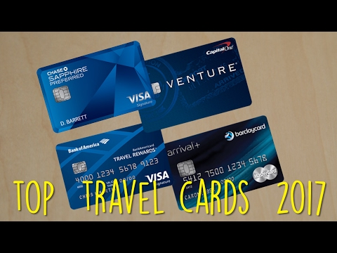 What Are The Top Travel Credit Cards