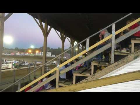 80417 Belle Clair Speedway Pure Stock Heat 2