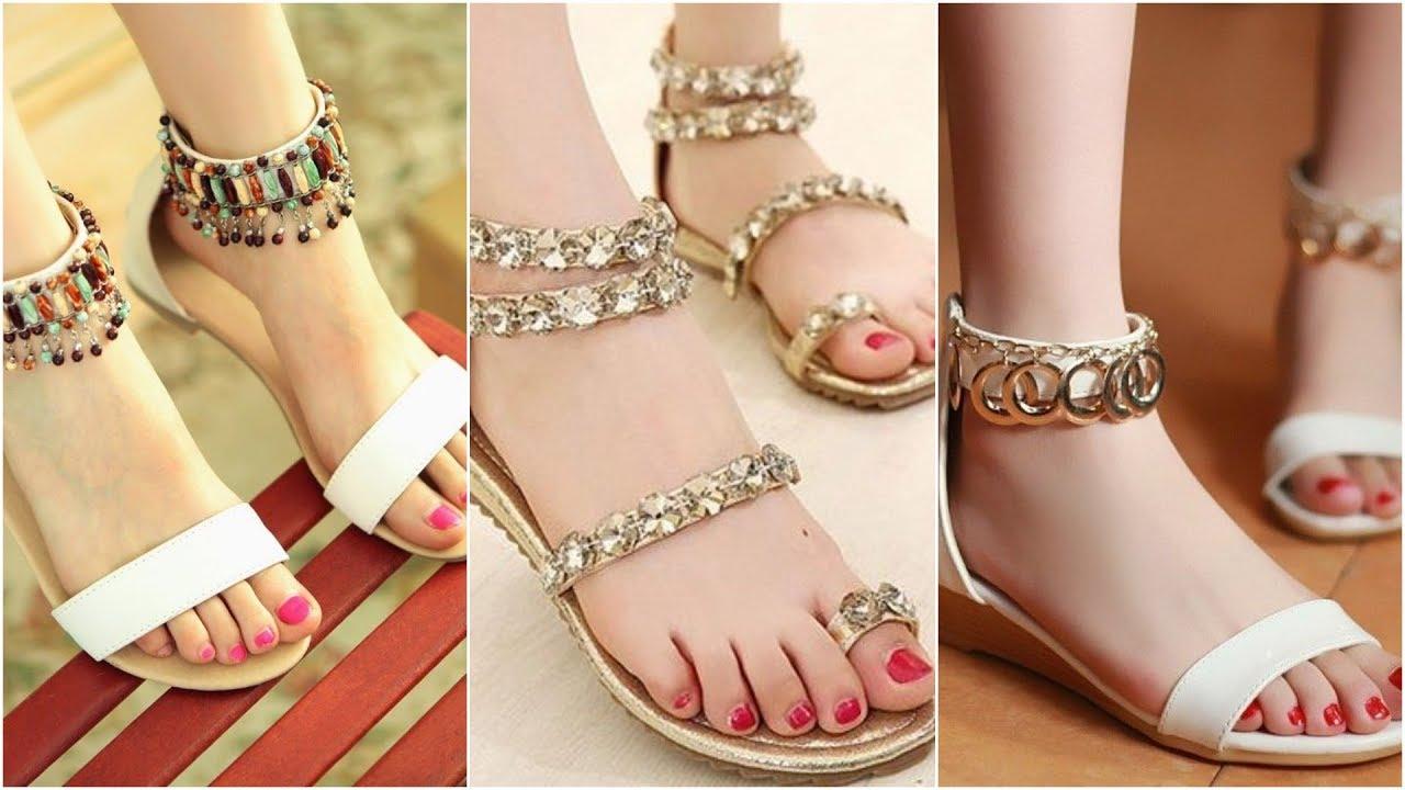 Latest Summer Sandal Design ideas 2020
