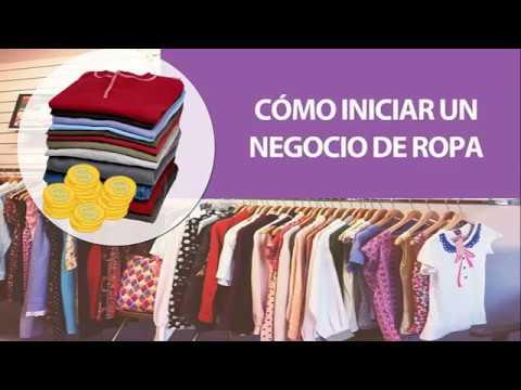 47a9892a6dd9 Como Iniciar un Negocio de Ropa con poco Dinero | Cursos en Mexico