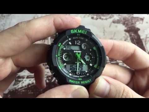 Часы Skmei 0931 инструкция
