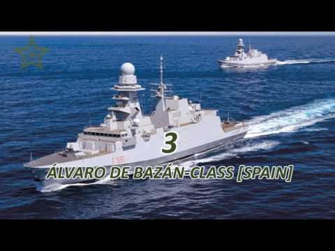 Modern Frigates. TOP 7 Most Deadliest & Powerful Military Frigates In History Documentary