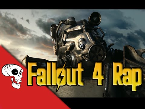 "Thumbnail: FALLOUT 4 RAP by JT Machinima - ""Welcome To My Apocalypse"""