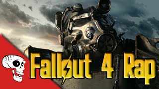 "FALLOUT 4 RAP by JT Music - ""Welcome To My Apocalypse"""