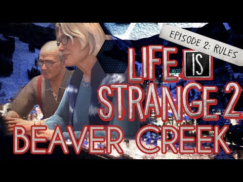 LIFE IS STRANGE 2 - Rules 💜 Folge 05 - Zurück nach Beaver Creek 💜 Let's Play - Deutsch - Facecam thumbnail