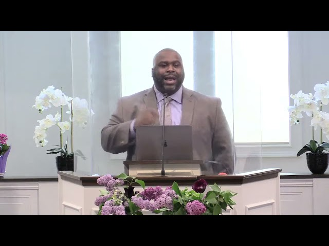 Dr. Eric Walsh - Facing Fear (Sabbath Service: May 8, 2021)