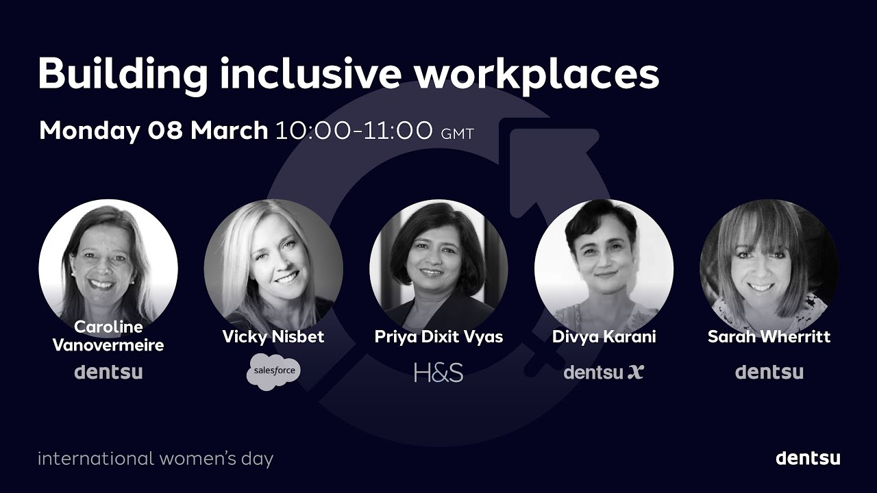 Download #IWD2021: Building Inclusive Workplaces