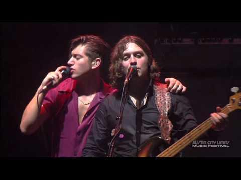 Arctic Monkeys - Pretty Visitors @ Austin City Limits 2013 - HD 1080p