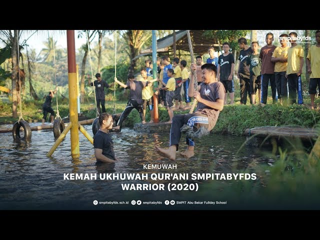 Kemuwah – Kemah Ukhuwah Qur'ani SMPITABYFDS Warrior (2020)
