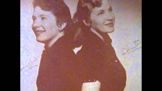 The Davis Sisters - Don
