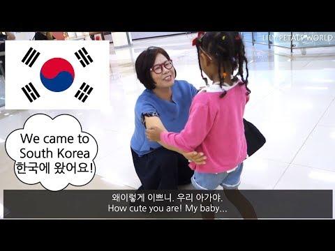 [KOREA VLOG] WE CAME TO SOUTH KOREA!!! - Family Vlog ep.126
