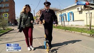 В начале апреля в Краснодаре начнут обновлять дорожную разметку