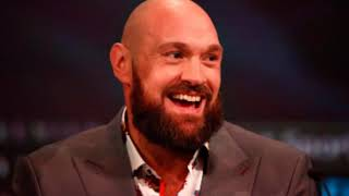 ((BREAKING)) TYSON FURY: WILDER IS A USELESS DOSSER NO REMATCH! YOU HAD TO ROB ME