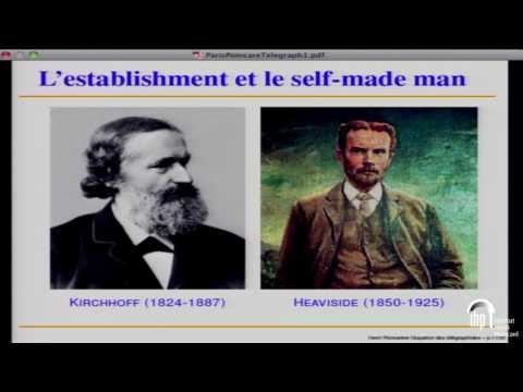 SHM - 04/11/2016 - Henri Poincaré et l'équation des télégraphistes - Jean MAWHIN