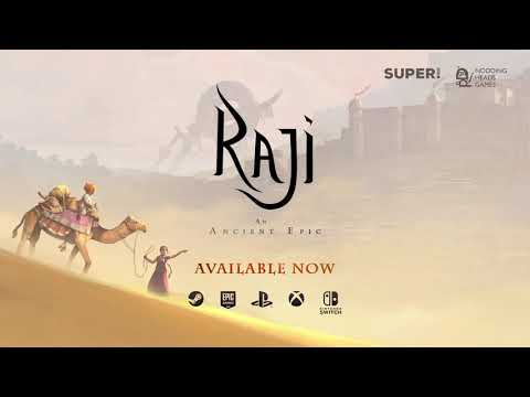 Raji: An Ancient Epic - Official Cinematic Trailer