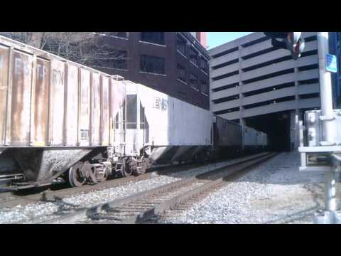Final Days of Trains in Columbus, OH