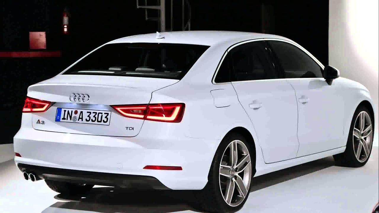 2015 Model Audi A3 Sedan Youtube