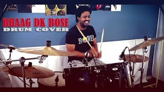 Bhaag D.K. Bose Drum Cover by Tarun Donny🥁🔥